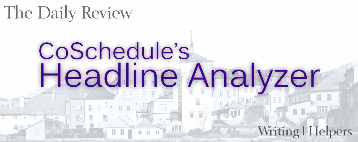 CoSchedule Headline Analyzer Header Image